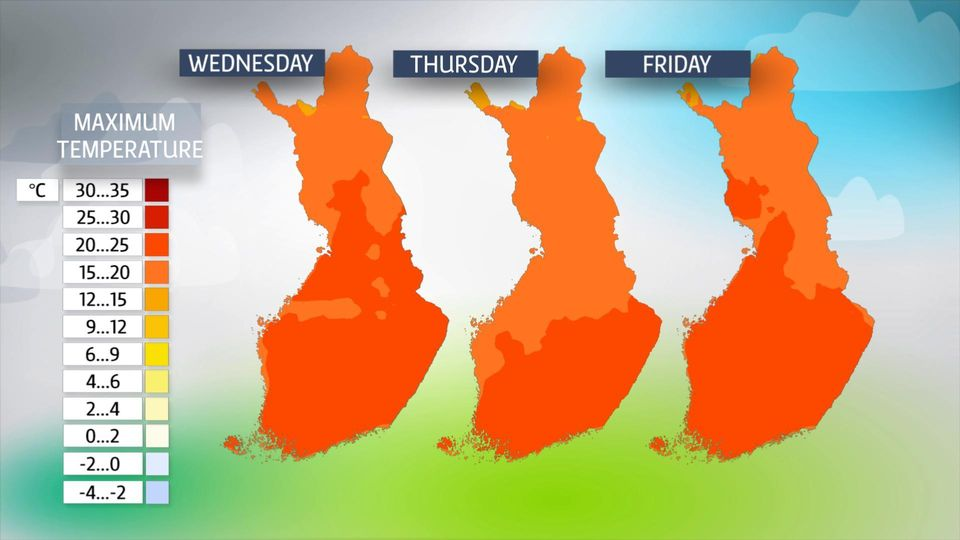 a-week-of-warmth-in-finland-from-the-south-to-the-north