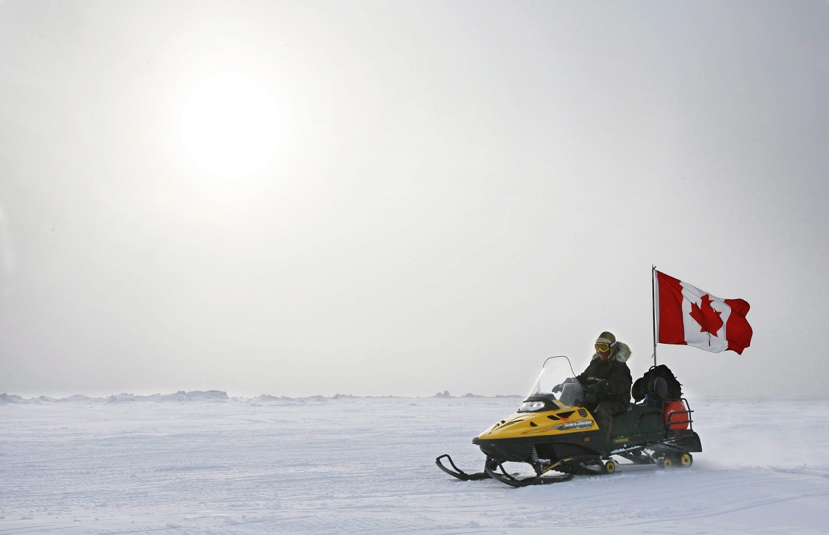 Canada military probes mysterious Arctic pinging noise