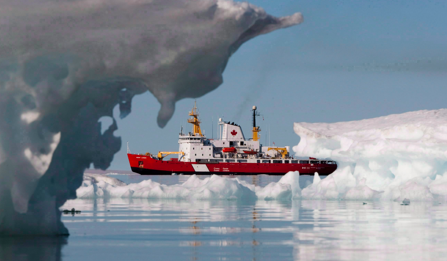 811a339da8a The Canadian Coast guard's medium icebreaker Henry Larsen in Nunavut in  2010. The federal government announced on June 22, 2018, its plans to  purchase three ...