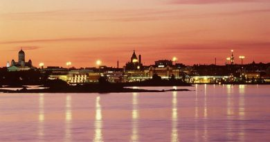 Helsinki, Finland among world's top 10 liveable cities