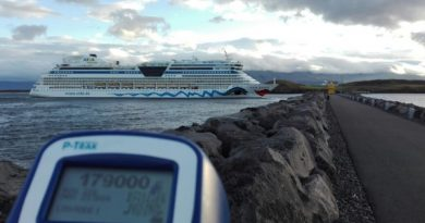 Environmental groups call on Arctic cruise industry to reduce pollution in Iceland