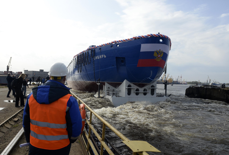 Icebreaker Arctic Project 22220 2017 84