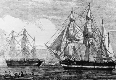 Britain will give historic Franklin wrecks to Canada