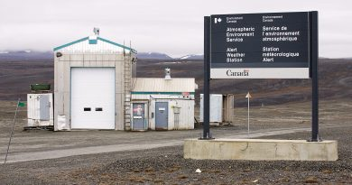 Ottawa on thin ice over staff shortage at High Arctic weather station