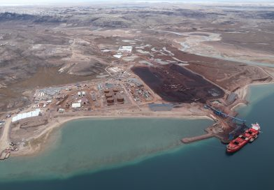 Baffinland mine ships record amount of iron ore in 2017