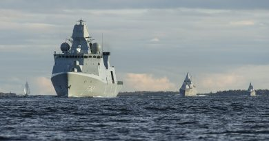 Denmark's new defence agreement renews focus on protecting the Baltic