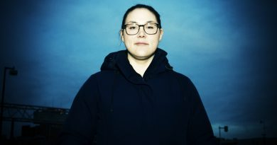 `Enough of this postcolonial sh#%' – An interview with Greenlandic author Niviaq Korneliussen