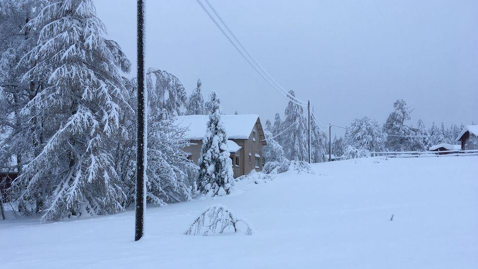 Snow Finland