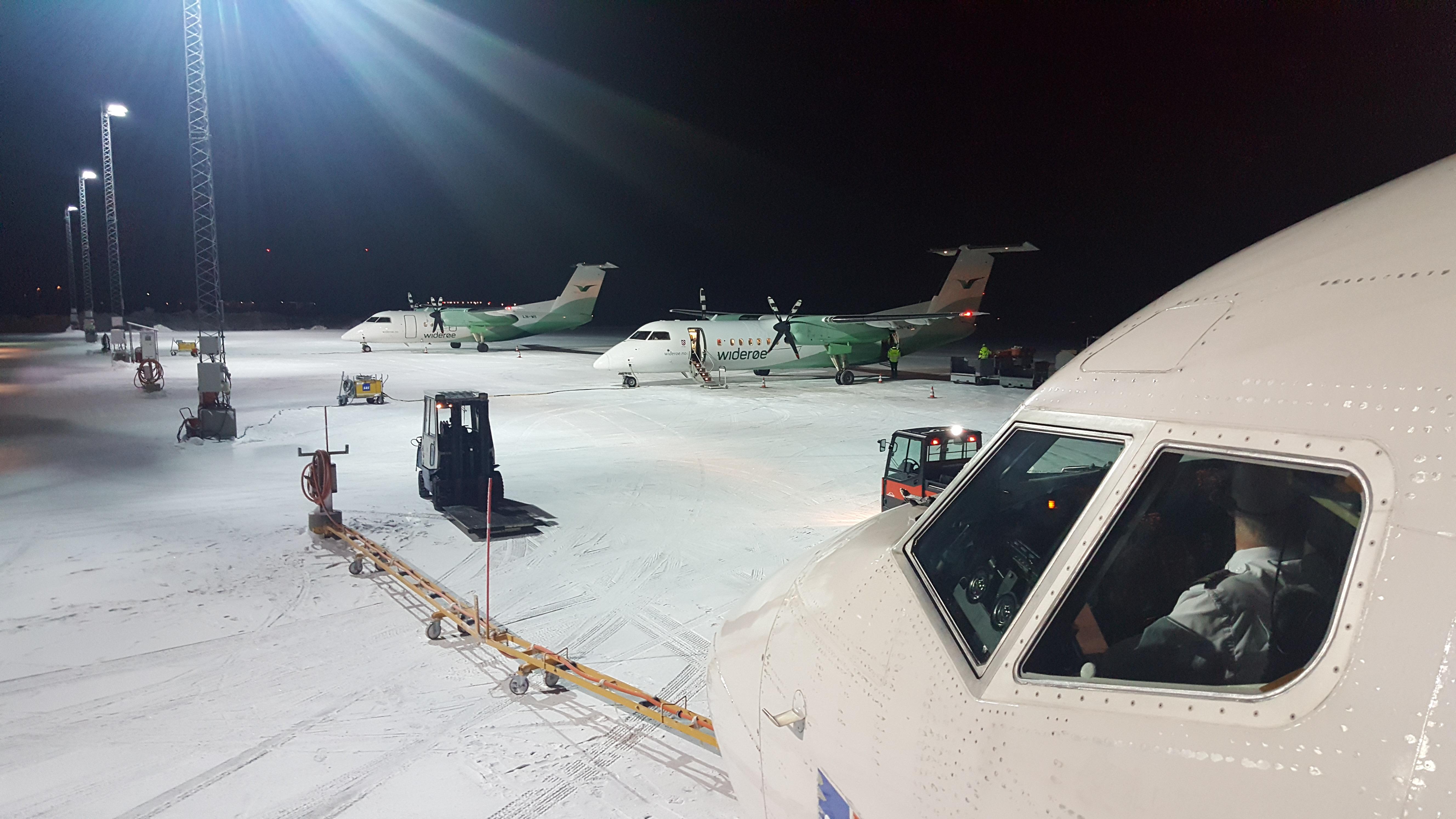 Aviation company considering a Murmansk-Oslo direct flight – Eye on