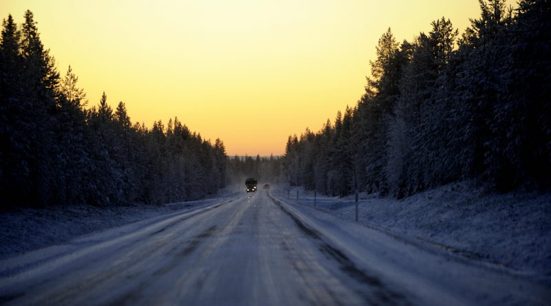 Lapland among regions to be bit by snowstorm in Finland
