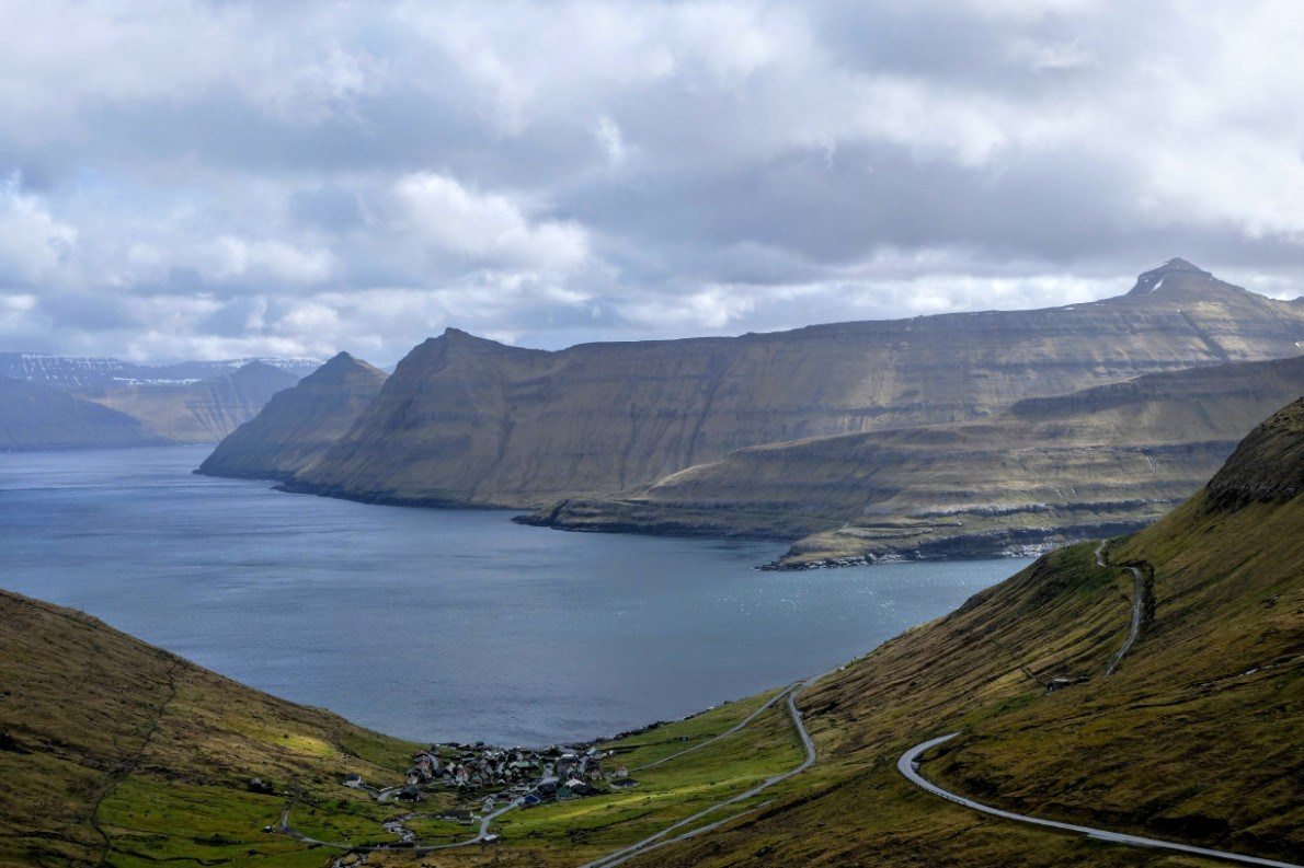 Road tripping in the Faroes