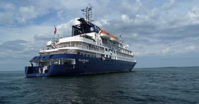 Several ships being launched to feed Arctic cruise boom