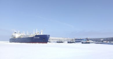 Reloading facility in northwest Russia to help Arctic LNG reach global markets