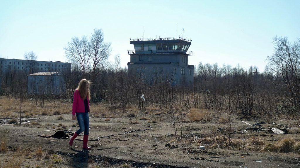 photo report abandoned russian airbase to become wealthy