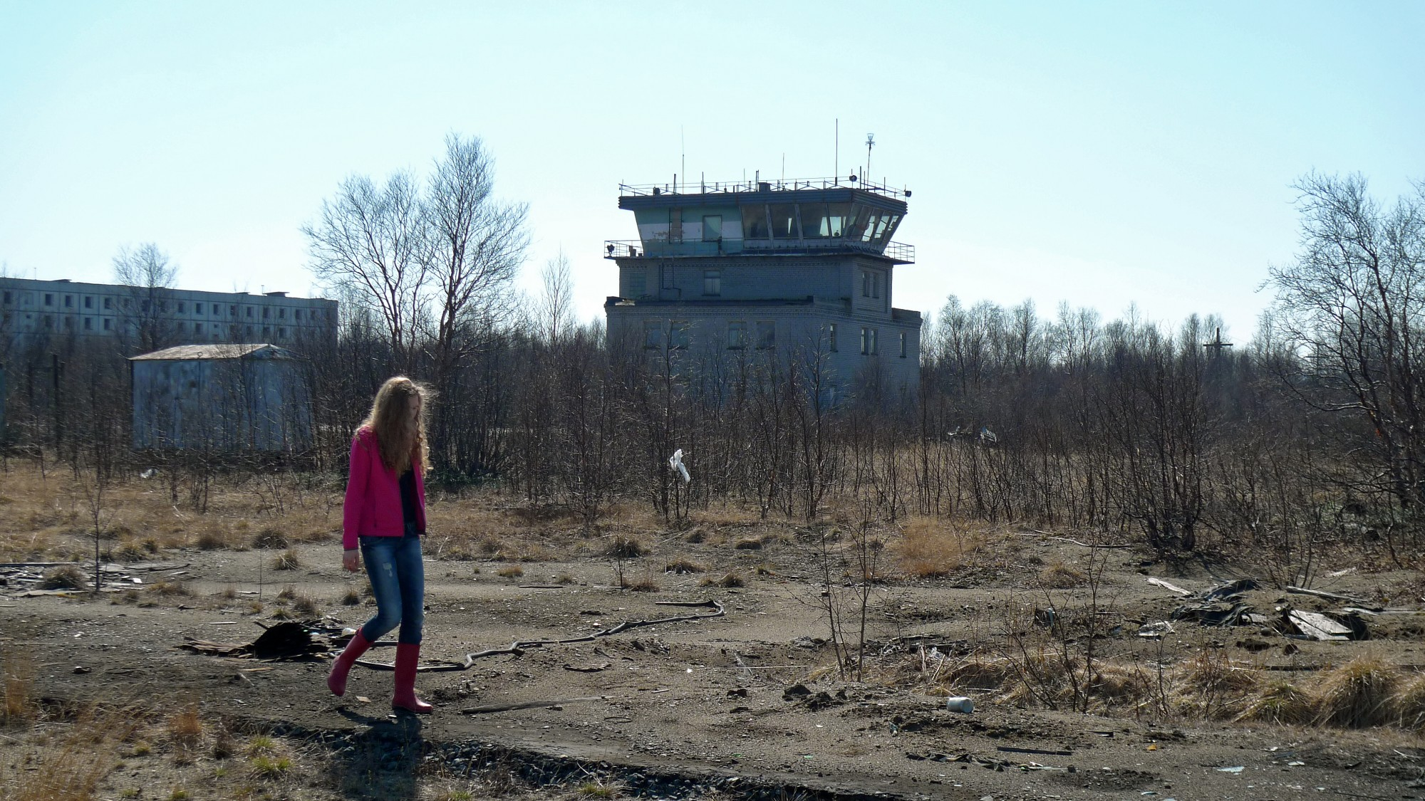Photo Report Abandoned Russian Airbase To Become Wealthy Residential Neighborhood Eye On The Arctic