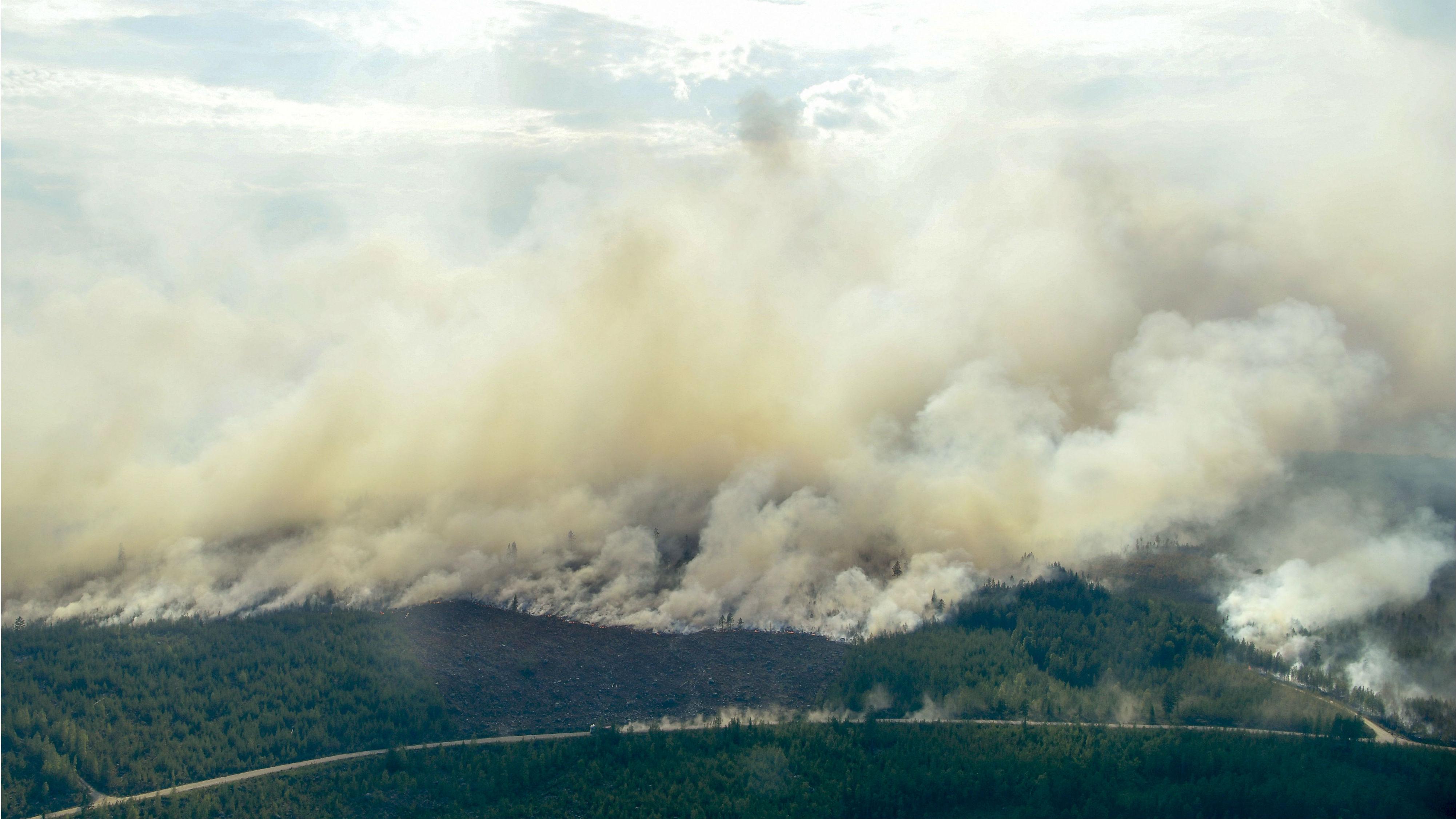 Swedish Natural Disasters