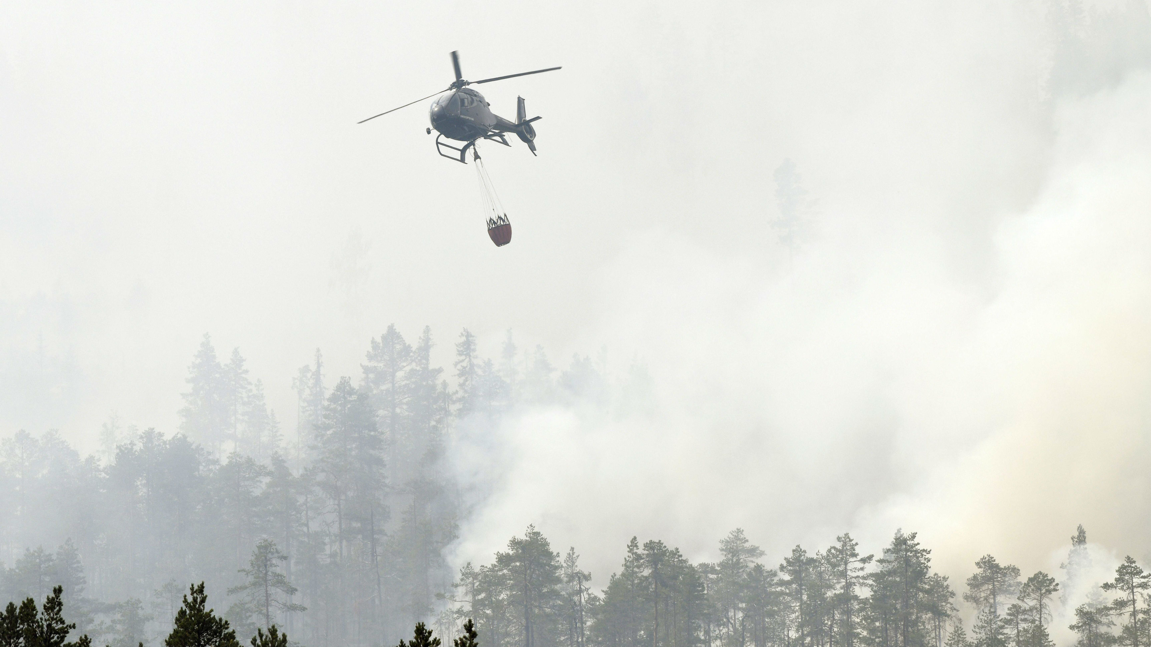 Is Sweden better prepared after last year's historic wildfire season?