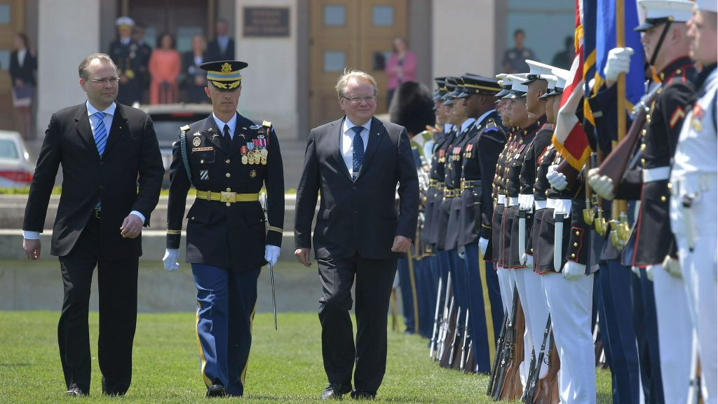 With more and more defence ties, is Finland moving away from its non-aligned status?