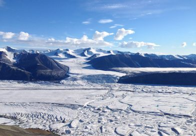 Warming Arctic shrinking Canadian glaciers at alarming rate says study