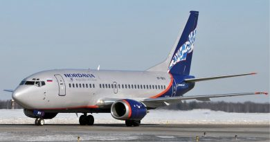Russian regional airline cancels only direct Murmansk-Oslo link