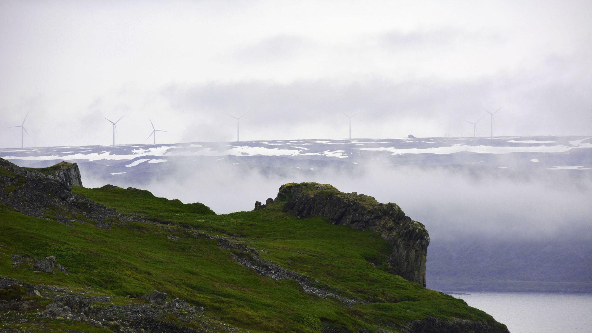 Longread The Quest To Turn Norway S Arctic Coast Into