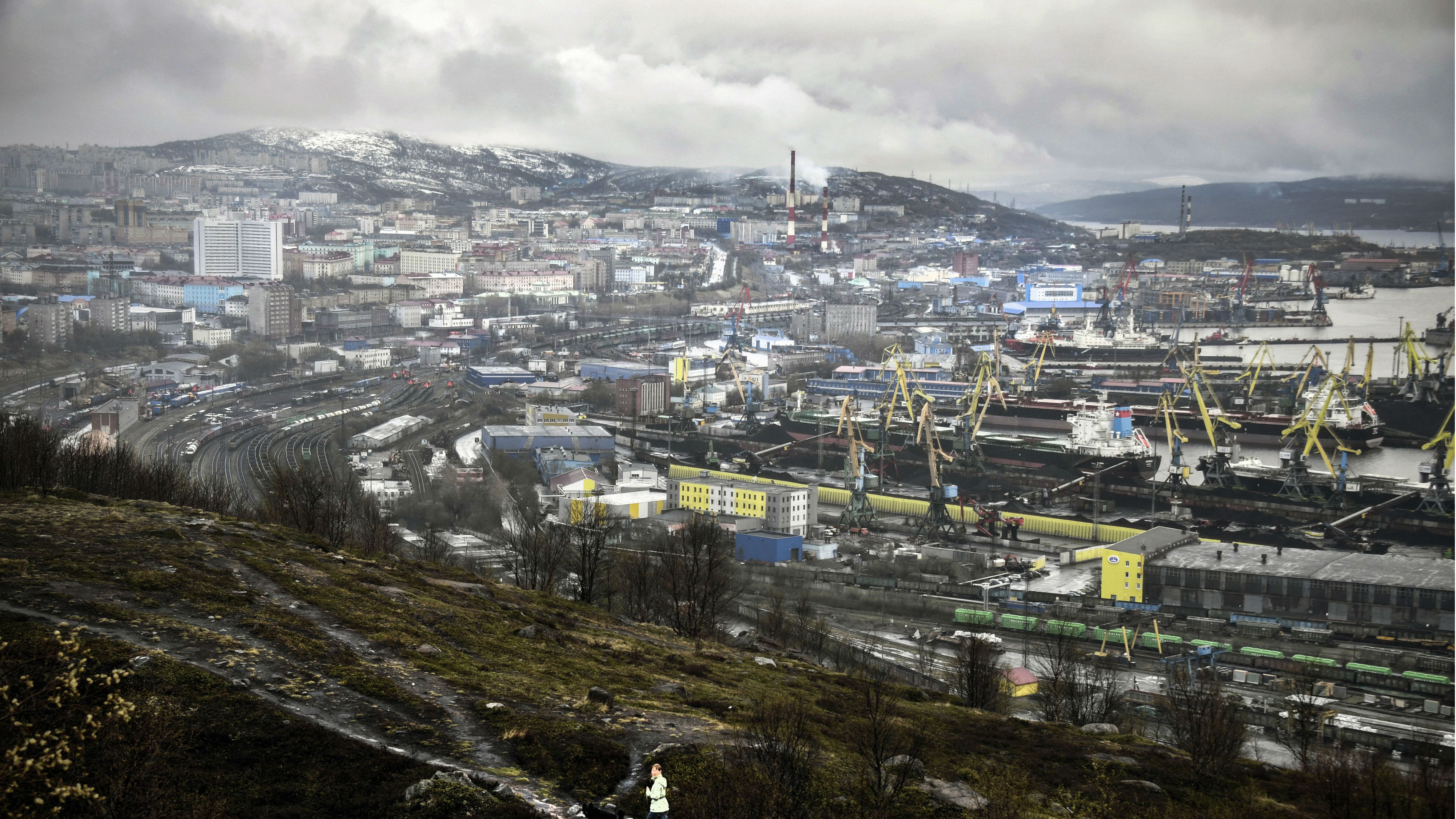 Arctic Russia: Military towns growing while overall population slides