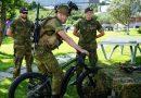 Norwegian border guards testing electric bike option
