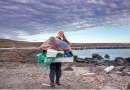 """Plastic on Svalbard: """"I could never believe it was this bad"""""""