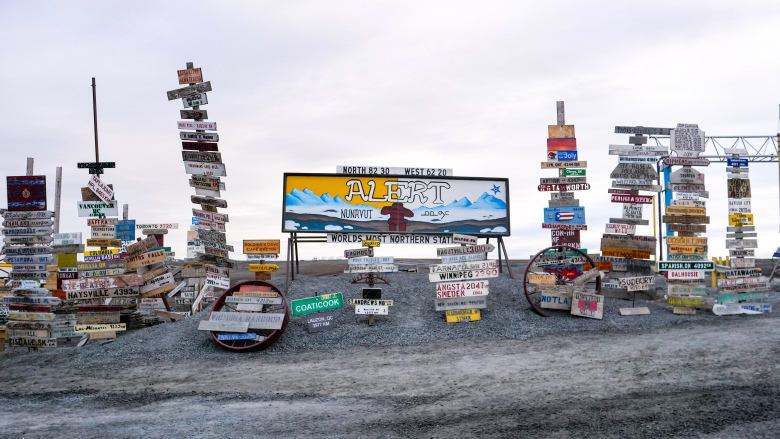 A most unique experience: life at Canada's northernmost