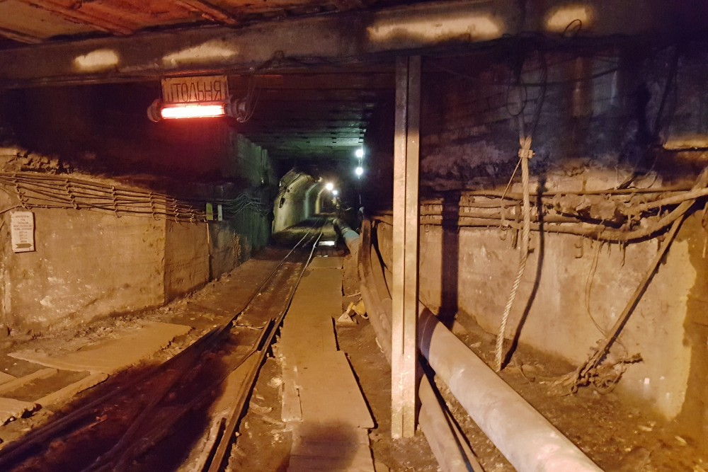 All coal mining is done underground. (Thomas Nilsen/The Independent Barents Observer)