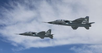 "Major deal between Sweden's Saab and U.S. Air Force a ""sign of closer transatlantic ties"", says defence expert"
