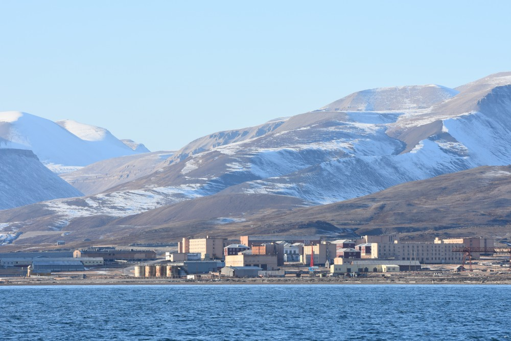 Pyramiden is located in Billefjorden, an appendix fjord in the innermost part of Isfjorden. (Thomas Nilsen/The Independent Barents Observer)