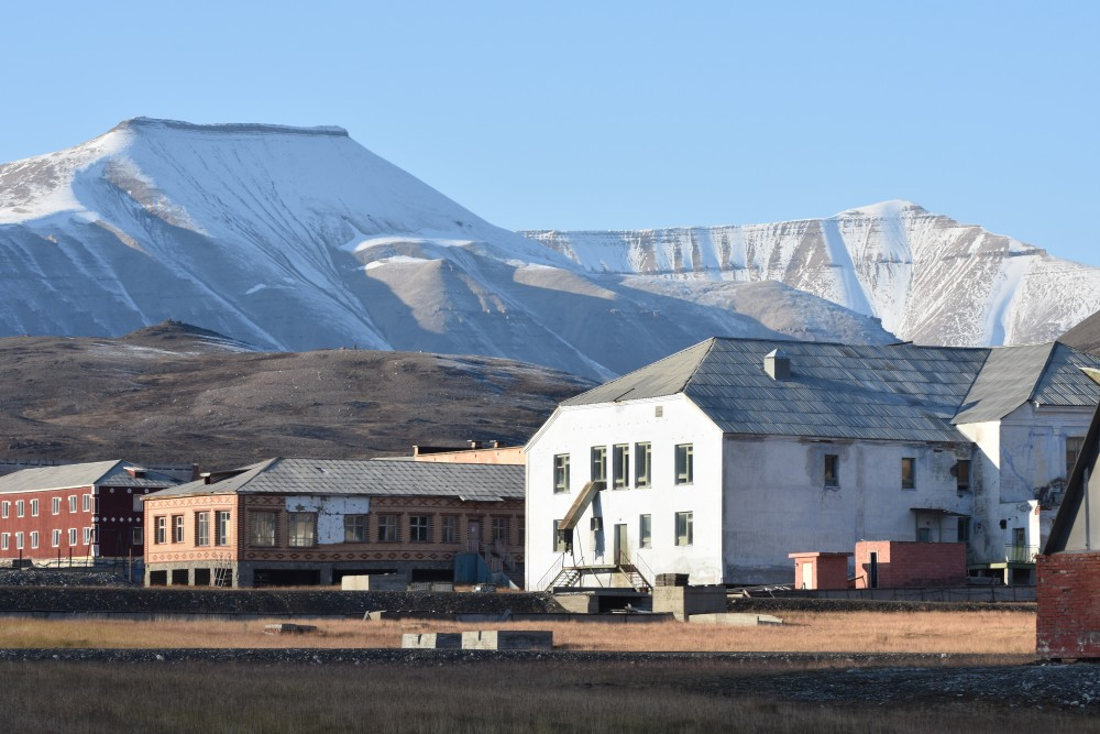Pyramiden is situated 50 kilometers north of Longyearbyen. (Thomas Nilsen/The Independent Barents Observer)