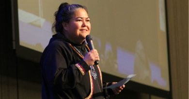 Indigenous youth are taking pride in their heritage, speaker tells Elders and Youth conference in Alaska