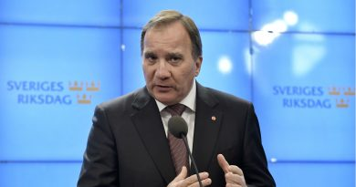 Löfven gets his chance at forming Sweden's coalition government
