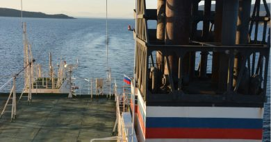 Aging fleet jeopardizing future of ecosystem mapping in Arctic Russia