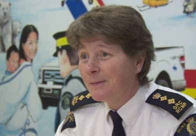 Amanda Jones takes over as head of federal police in Canada's eastern Arctic