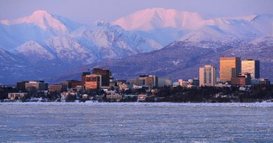 Why are people moving away from Alaska?