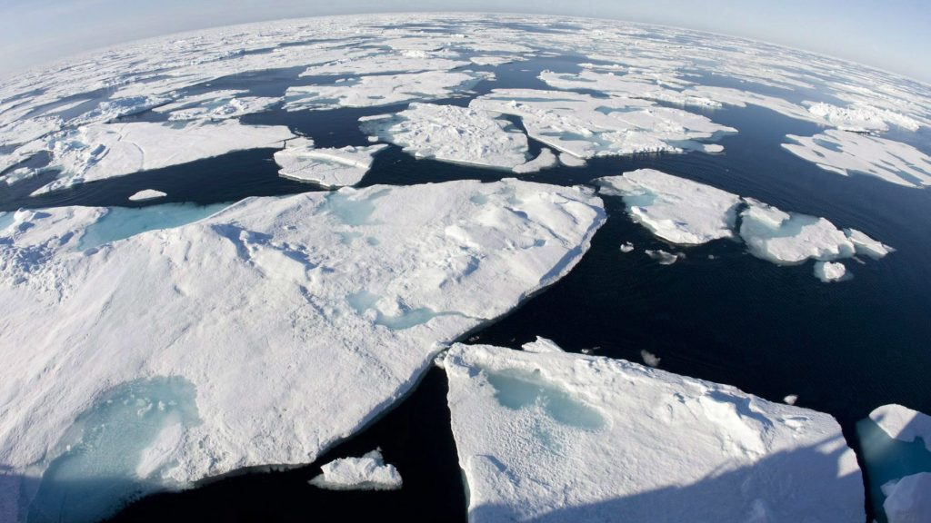 The Arctic 'locked-in' for 3 to 5 C temperature rise, UN report warns