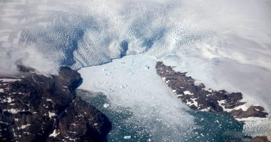 Faster ice melt in Greenland could mean stronger hurricanes for North America's East Coast: study