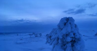 21 minutes of sunshine: Polar night ends in Finland's far north
