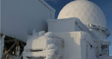 Alaska's Cold War radars face new threat from climate change