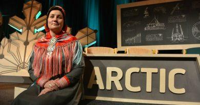 """""""The 'Smart Arctic' is Indigenous,"""" Saami leader tells Arctic Frontiers"""