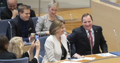 Deadlock ends as Löfven gets new term as Swedish PM