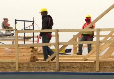 Employment rate drops in 2018 in Nunavut, east-Arctic Canada