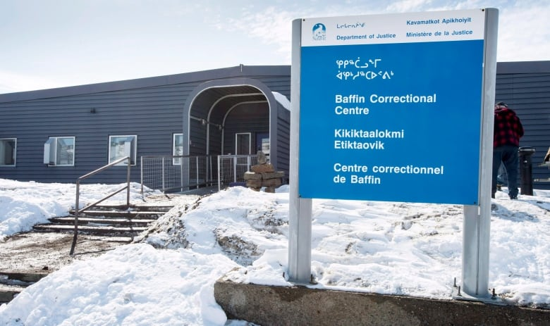 Journalist barred from jails in Canada's east-Arctic wants ban quashed