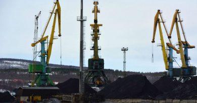 Investors working to build coal terminal in Murmansk