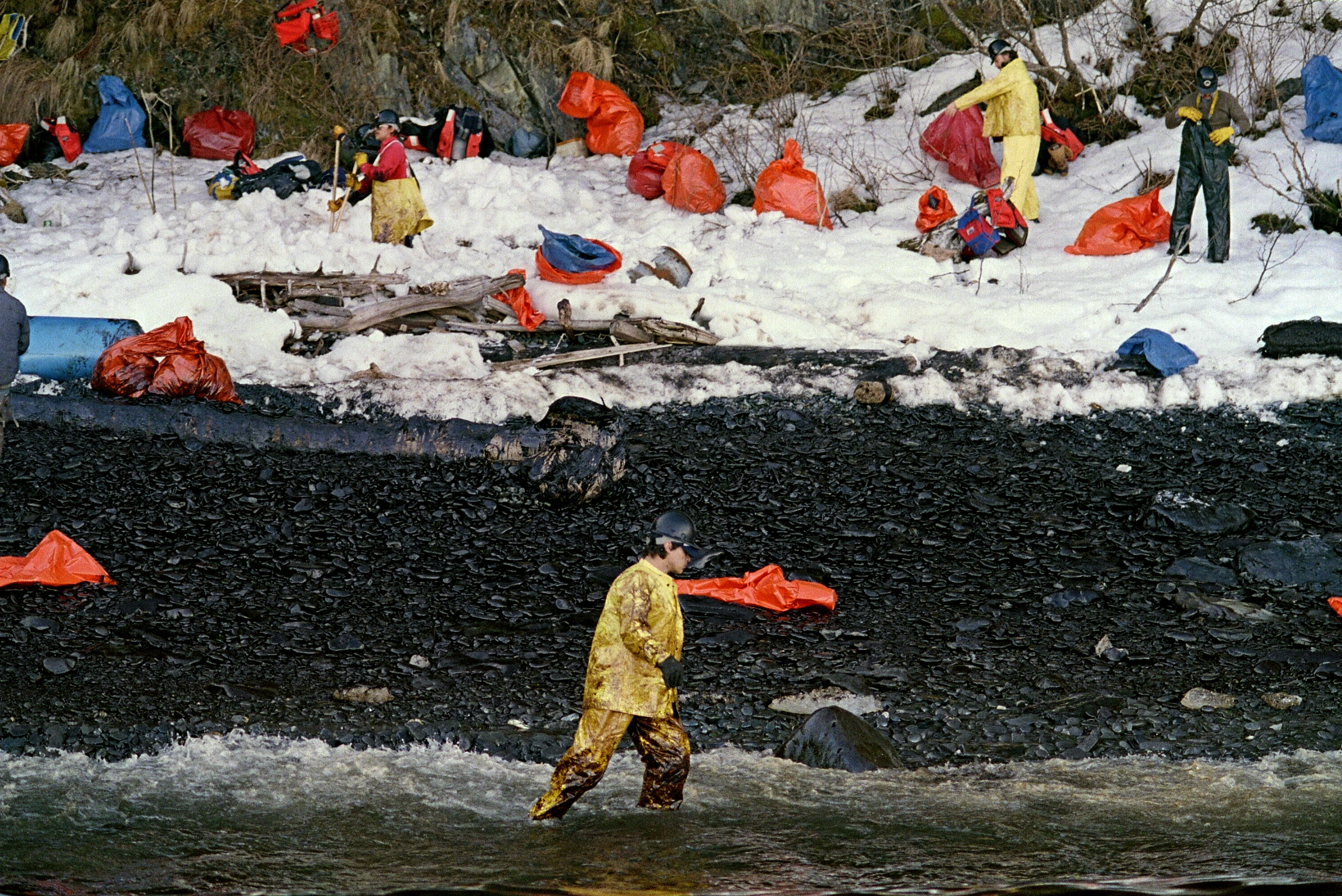 Remembering the lessons of the Exxon Valdez disaster, 30 years later