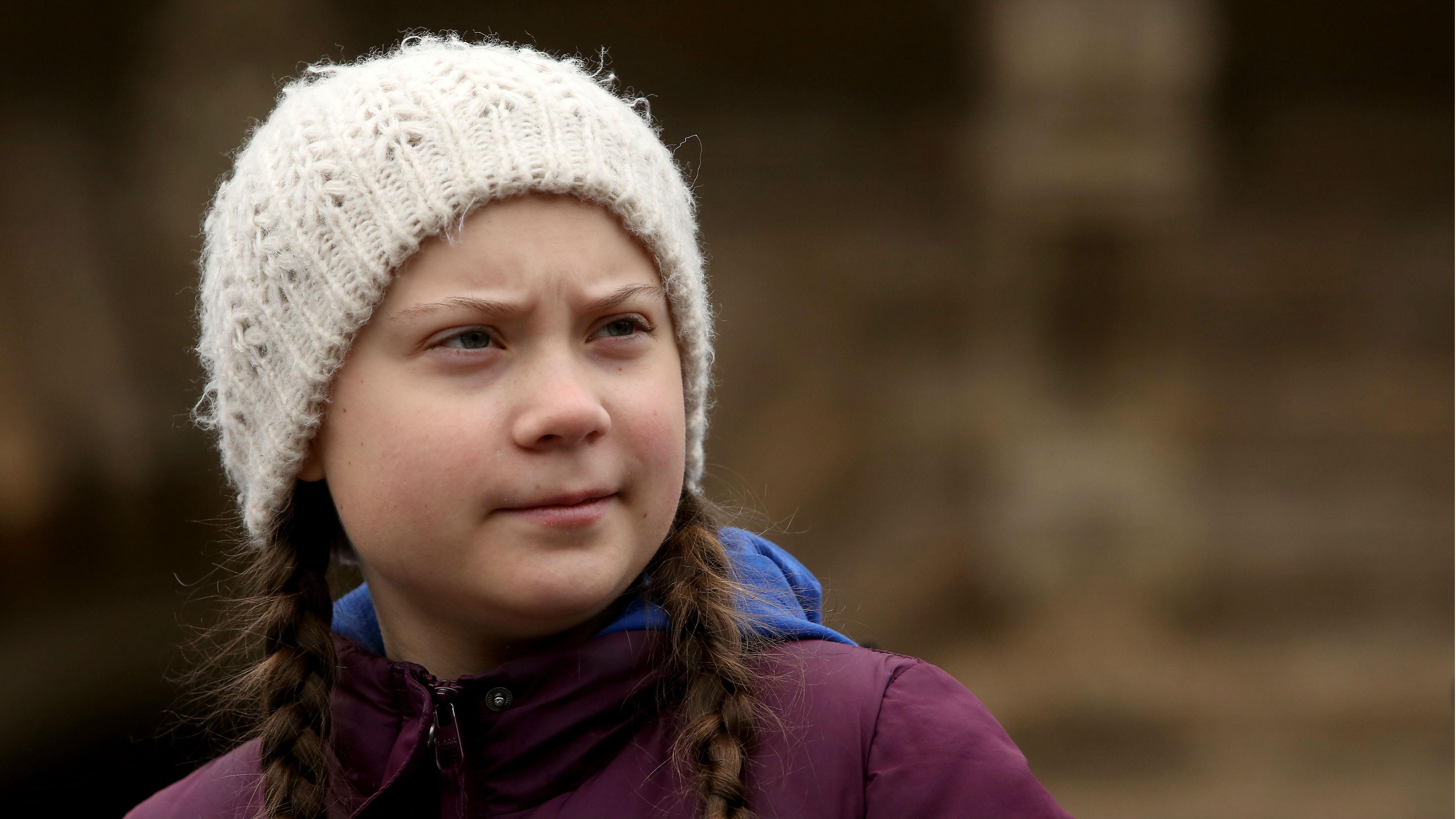 Swedish climate activist Greta Thunberg nominated for Nobel Peace Prize
