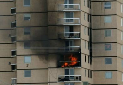 Growing numbers in need of emergency shelter days after highrise fire in Northern Canada